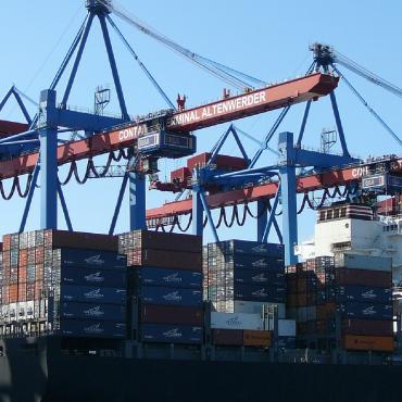 国际海运出口